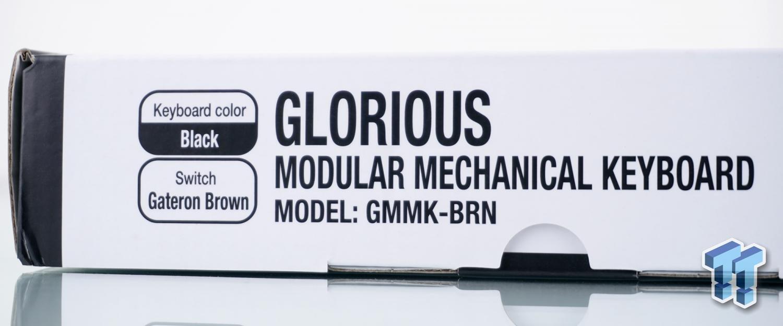 Glorious Modular Mechanical Gaming Keyboard - GMMK Review 03 | TweakTown.com