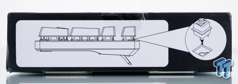 Glorious Modular Mechanical Gaming Keyboard - GMMK Review 04 | TweakTown.com