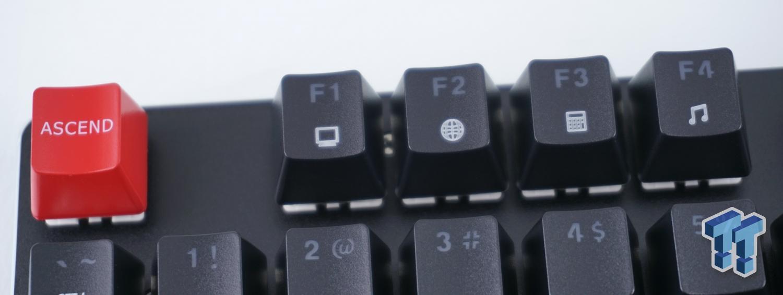 Glorious Modular Mechanical Gaming Keyboard - GMMK Review 13 | TweakTown.com
