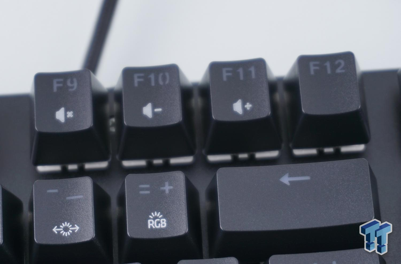 Glorious Modular Mechanical Gaming Keyboard - GMMK Review 15 | TweakTown.com