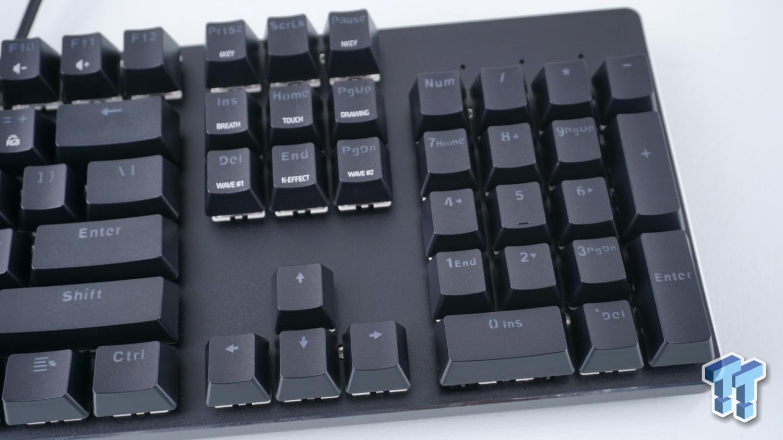 Glorious Modular Mechanical Gaming Keyboard - GMMK Review 16 | TweakTown.com