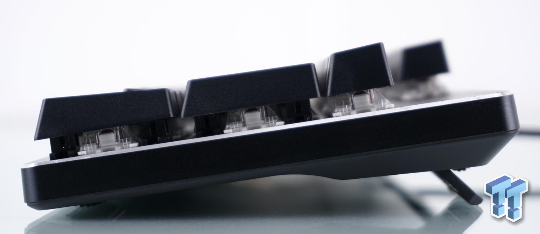 Glorious Modular Mechanical Gaming Keyboard - GMMK Review 18 | TweakTown.com