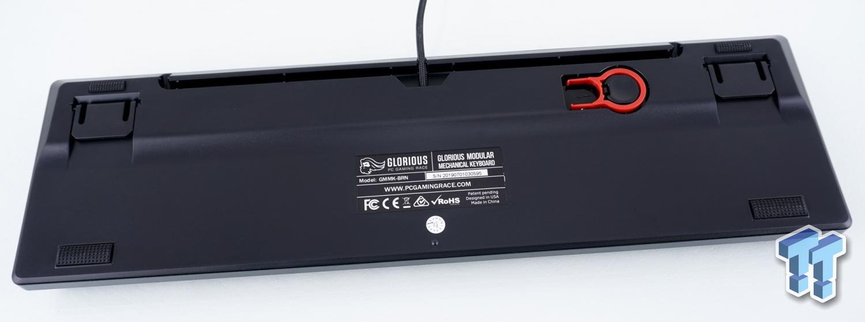 Glorious Modular Mechanical Gaming Keyboard - GMMK Review 20 | TweakTown.com