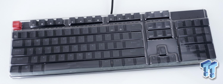 Glorious Modular Mechanical Gaming Keyboard - GMMK Review 28 | TweakTown.com