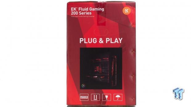 EK Fluid Gaming Vanquish 275-AG Liquid-Cooled Gaming PC Review 11 | TweakTown.com