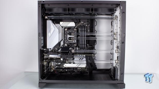 EK Fluid Gaming Vanquish 275-AG Liquid-Cooled Gaming PC Review 22 | TweakTown.com