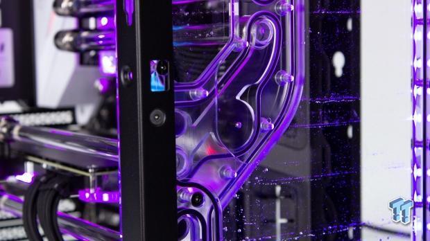 EK Fluid Gaming Vanquish 275-AG Liquid-Cooled Gaming PC Review 30 | TweakTown.com