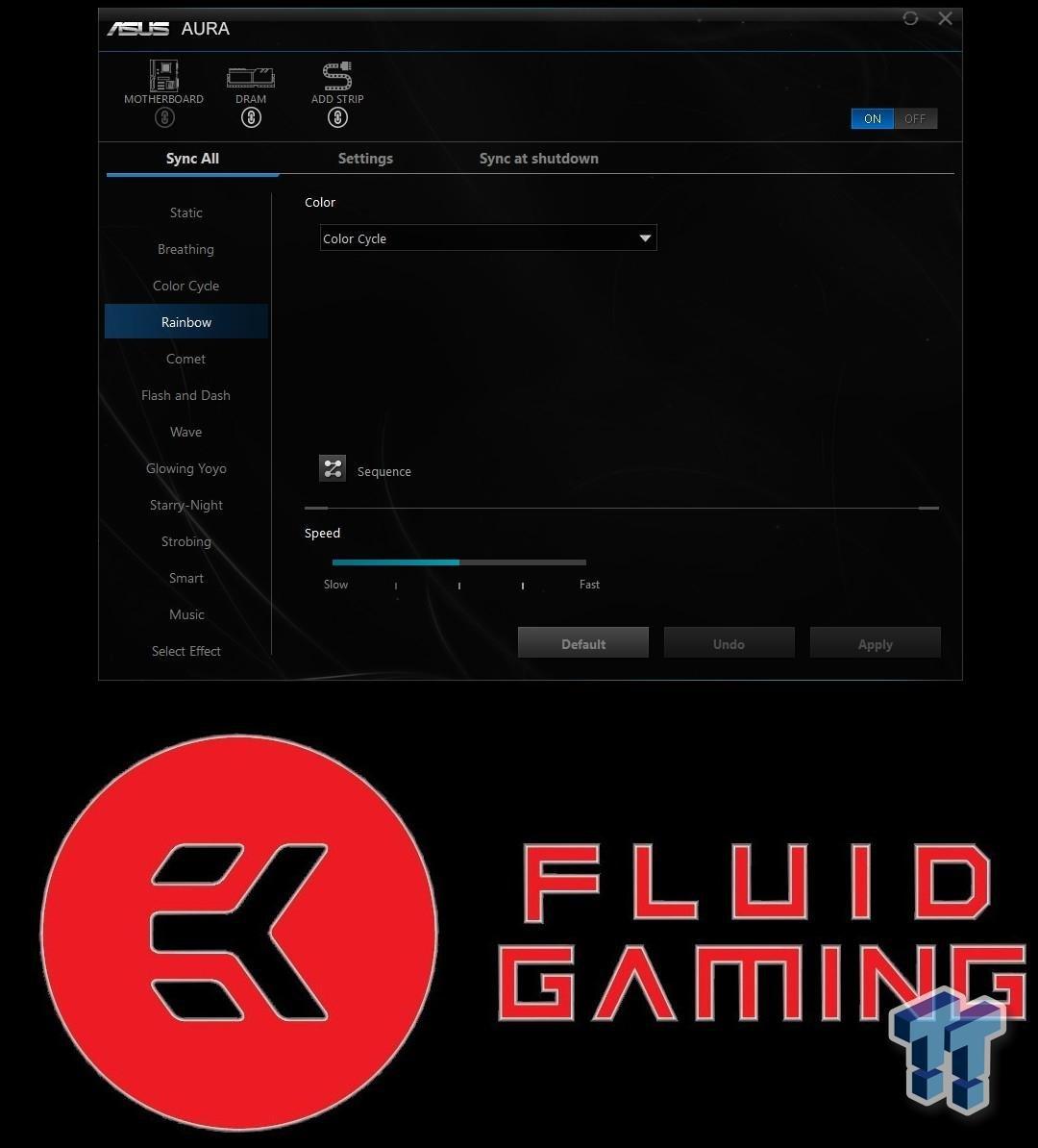 EK Fluid Gaming Vanquish 275-AG Liquid-Cooled Gaming PC Review 47 | TweakTown.com