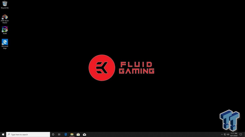 EK Fluid Gaming Vanquish 275-AG Liquid-Cooled Gaming PC Review 49 | TweakTown.com