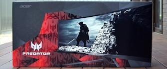 Acer Predator X34 34' Curved UltraWide NVIDIA G-Sync Monitor Review