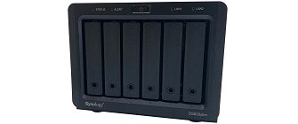 Synology DS620slim Six-Bay SFF NAS Review