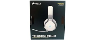Corsair Virtuoso RGB Wireless Gaming Headset Review