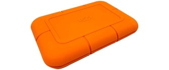 LaCie Rugged 1TB NVMe SSD Review
