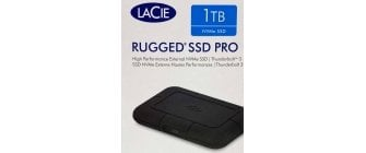LaCie Rugged SSD Pro NVMe 1TB Review