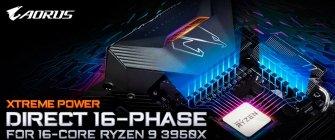 GIGABYTE AMD X570 Aorus Motherboard VRM Guide