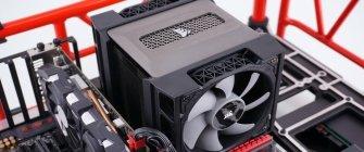 Corsair A500 High Performance Dual Fan CPU Air Cooler Review