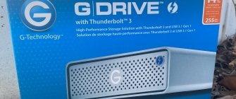 G-Technology G-DRIVE 14TB Thunderbolt 3 Review
