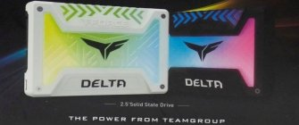 Team T-Force Delta RGB 1TB SATA SSD Review