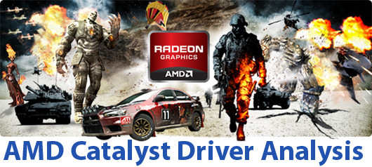 Catalyst 11.8 Windows 7 Driver Analysis