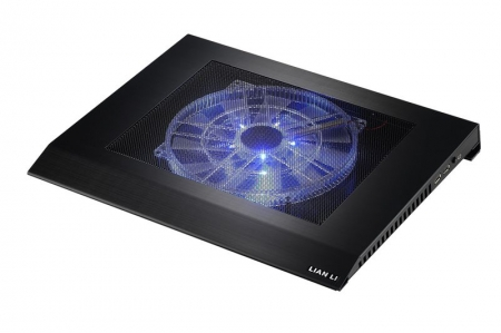 Lian Li launches latest NC-09 Notebook Cooler