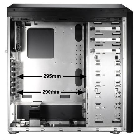Lan Li Launches PC-P50 Gaming Mid-Tower