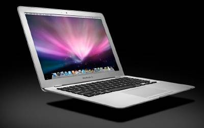 Apple could be working on touch screen netbook