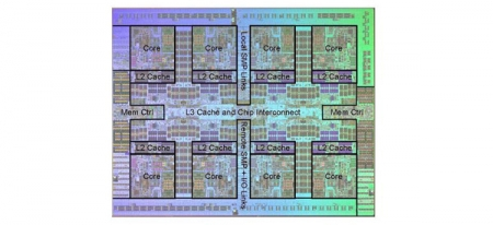 IBM shows off new Power 7 CPU
