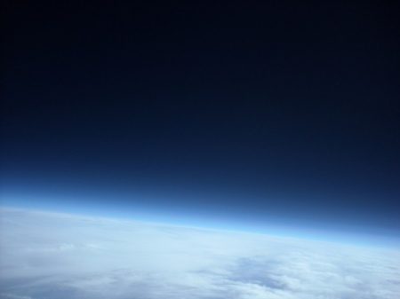 Students Send $80 Camera Into Space with a Balloon
