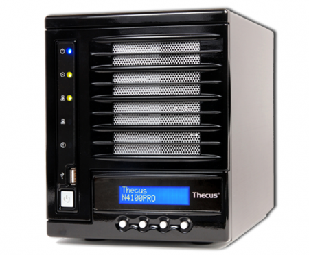 Thecus Powerful Storage and Backup Device for Mac Users