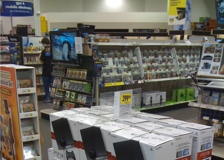 PS3 Slim Shows up for Sale in Florida Best Buys