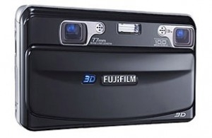 Fujifilm shows off compact 3D Camera