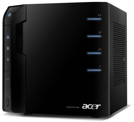 Acer easyStore Home Server hits the market