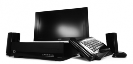 MAINGEAR launches Axes HD media/gaming center