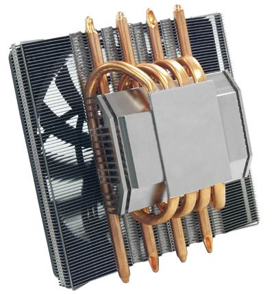 Scythe Launches BIG Shuriken - low-profile Cooler