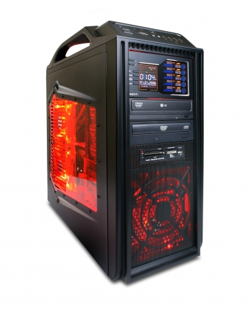 CyberPower Announces LAN Party Commander System