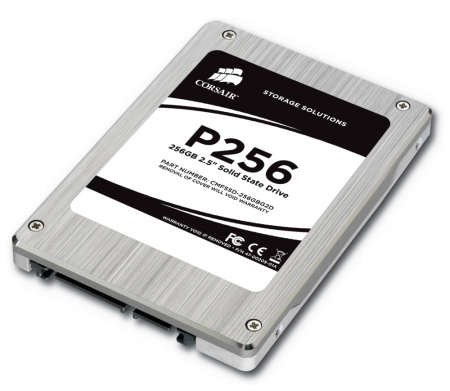 Corsair® Announces New 256GB Solid-State Drive