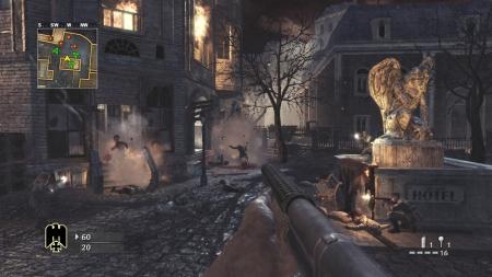 Call of Duty: World at War Downloadable Maps Near