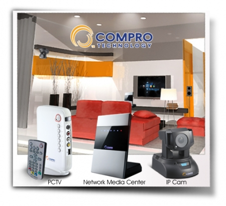Compro Technology to show off Intelligent Technology at Computex