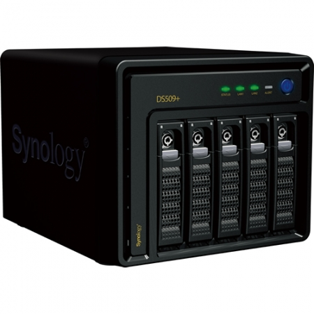 Synology� Launches 09-series Disk Station Models