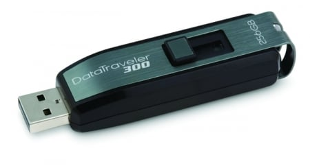Kingston launches first 256GB Flash Drive