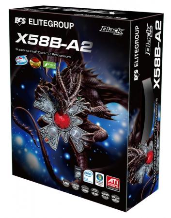 ECS Launches X58B-A2 Black Series