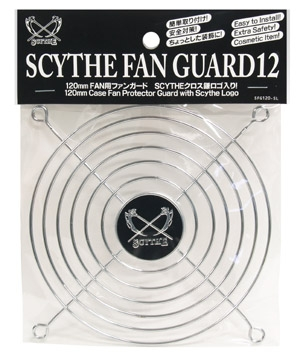 Scythe unveils Fan Guard 12