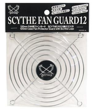 Scythe unveils Fan Guard 12