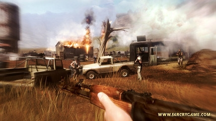 FarCry2 Gets a Patch