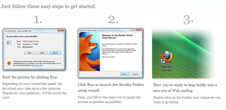 New FireFox 3.5 out today