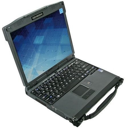 General Dynamics launches rugged notebook