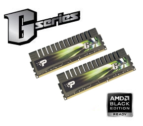 Patriot Launches AMD Black Edition Ready DDR3 G
