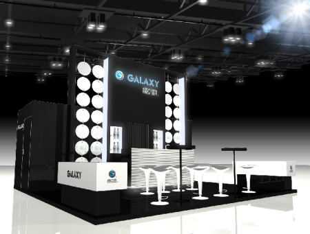GALAXY preview new GPU-Party series on COMPUTEX
