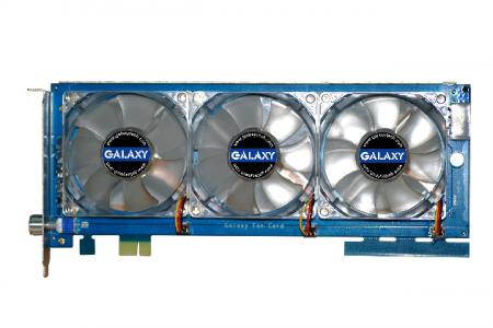 GALAXY preview new GPU-Party series at COMPUTEX