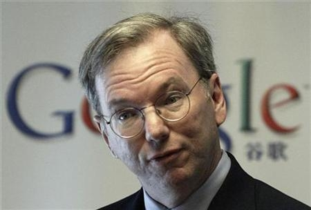 Eric Schmidt Resigns from Apple's Board